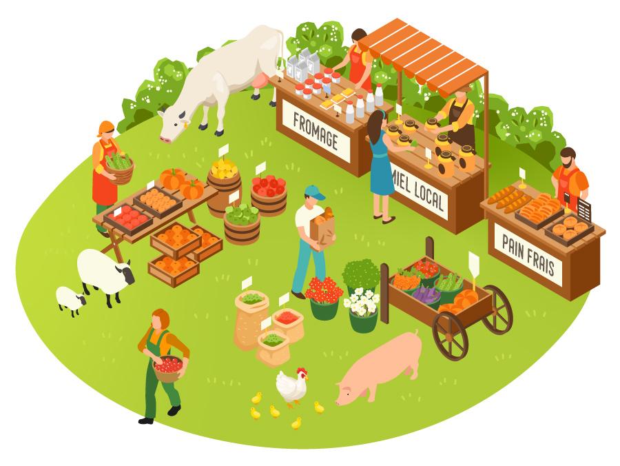 Nos valeurs de communication agricole